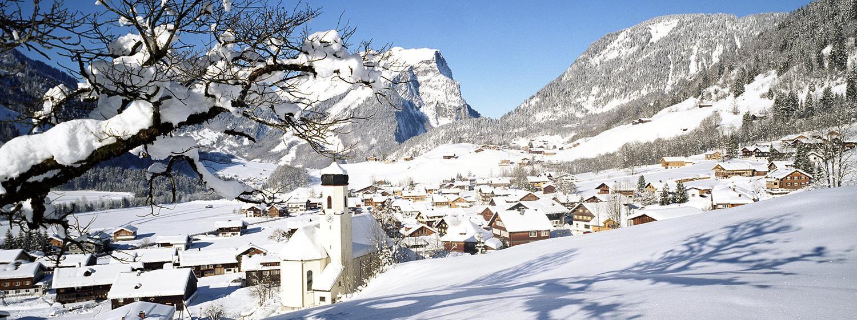Alpenhotel Post In Au Schoppernau Im Bregenzerwald